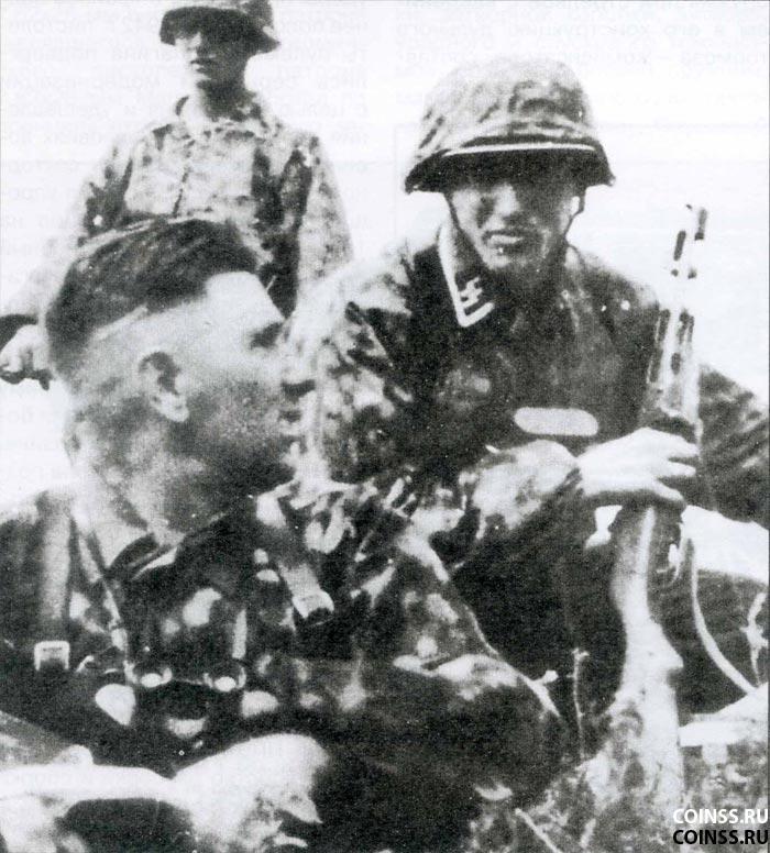 Фотки с фронта немцы с ппш 110 kb